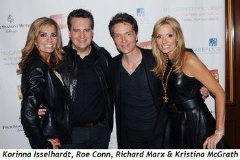 Blog 2 - Korinna Isselhardt, Roe Conn, Richard Marx and Kristina McGrath