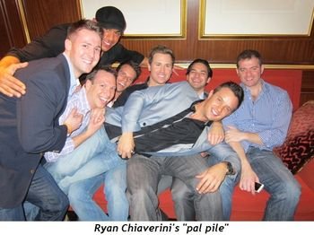 "Blog 3 - Ryan Chiaverini's ""Pal Pile"""