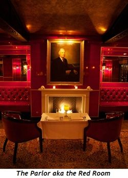 Blog 3 - The Parlor aka the Red Room