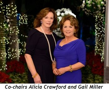 1 - Co-chairs Alicia Crawford and Gail Miller