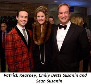 2 - Patrick Kearney, Emily Betts Susanin, Sean Susanin