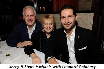 5 - Jerry and Shari Michaels, Leonard Goldberg