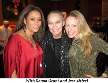 7 - With Donna Grant and Jess Altieri