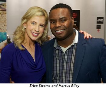 5 - Erica Strama and Marcus Riley