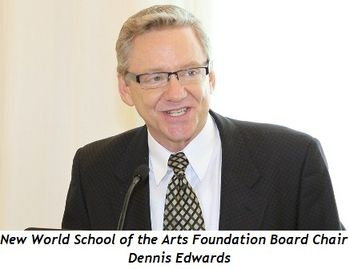 8 - Dennis Edwards (New World School of the Arts Fndtn. Board Chair)