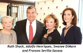 16 - Ruth Shack, Adolfo Henriques, Swanee DiMare and Frances Sevilla-Sacasa