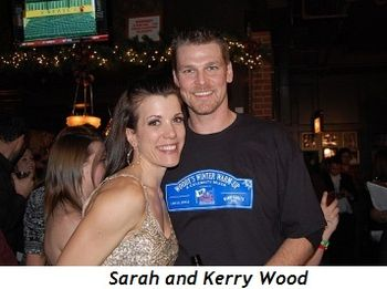 1 - Sarah and Kerry Wood