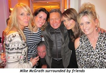 4 - Mike McGrath surrounded by friends
