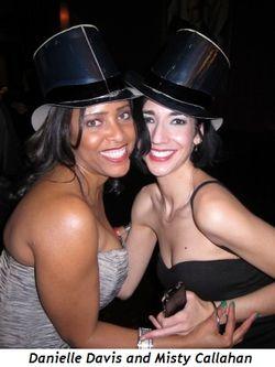 5 - Danielle Davis and Misty Callahan