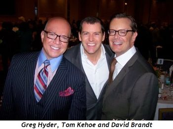 1 - Greg Hyder, Tom Kehoe and David Brandt