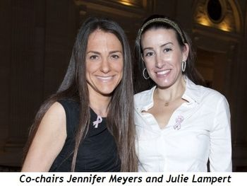 Co-chairs Jennifer Meyers and Julie Lampert