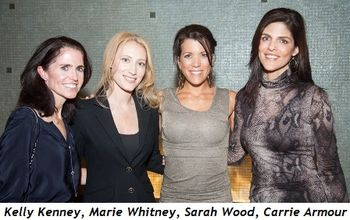 3 - Kelly Kenney, Marie Whitney, Sarah Wood, Carrie Armour