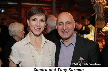 7 - Sondra and Tony Karman