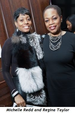 Michelle Redd and Regina Taylor