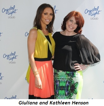 2 - Giuliana and Kathleen Henson