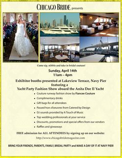 Bridal Expo info image