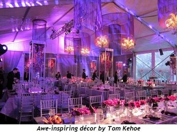 3 - Awe-inspiring décor by Tom Kehoe
