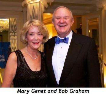 7 - Mary Genet, Bob Graham
