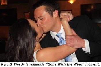 "1 - A romantic ""Gone With the Wind"" moment!"