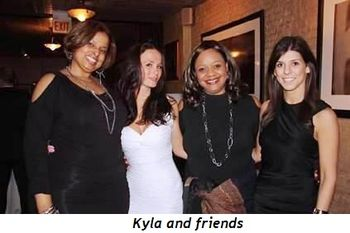 9 - Kyla and friends