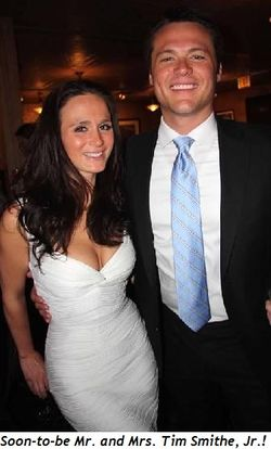 9 - Soon-to-be Mr. and Mrs. Tim Smithe, Jr.