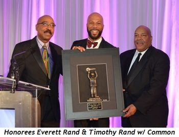 12 - Honorees Everett Rand and Timothy Rand with Common