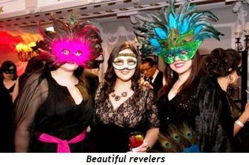 6 - Beautiful revelers