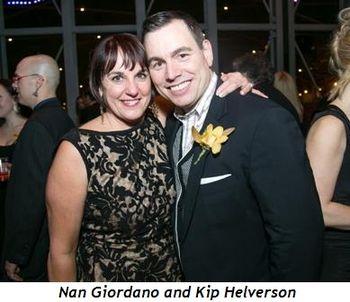 2 - Kip Helverson and Nan Giordano
