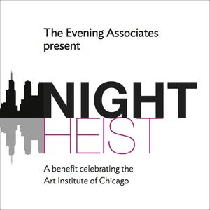 Art Institute Night Heist logo