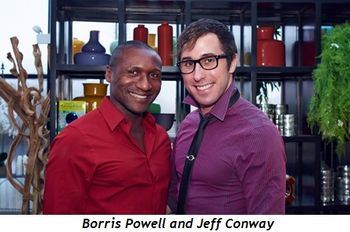 2 - Borris Powell and Jeff Conway