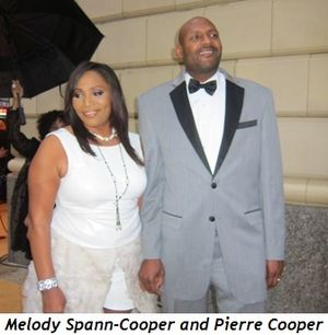 1 - Melody Spann-Cooper and Pierre Cooper