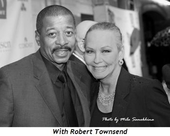 15 - With Robert Townsend