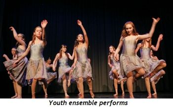 4 - Youth ensemble performs