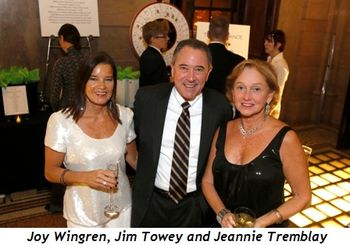 8 - Joy Wingren, Jim Towey and Jeannie Tremblay