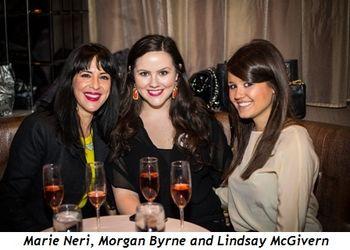 7 - Marie Neri, Morgan Byrne, Lindsay McGivern
