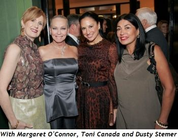 20 - With Margaret O'Connor, Toni Canada and Dusty Stemer