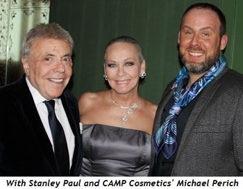 27 - With Stanley and CAMP Cosmetic's Michael Perich
