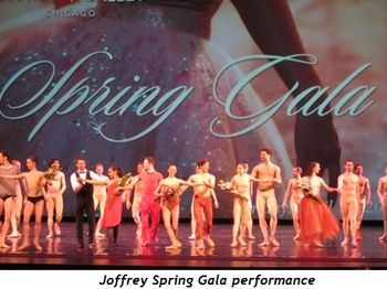1 - Joffrey Spring Gala performance
