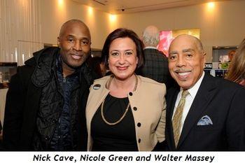 1 - Nick Cave, Nicole Green, Walter Massey