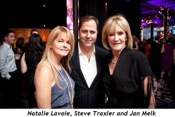 14 - Natalie Lavoie, Steve Traxler and Jan Melk