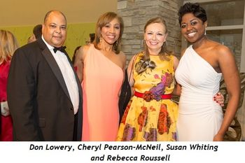 2 - Don Lowery, Cheryl Pearson-McNeil, Susan Whiting and Rebecca Roussell
