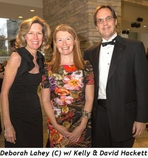 5 - Kelly Hackett, Deborah Lahey and David Hackett