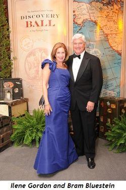 5 - Ilene Gordon and Bram Bluestein