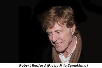 2 - Robert Redford (Pic by Mila Samokhina)