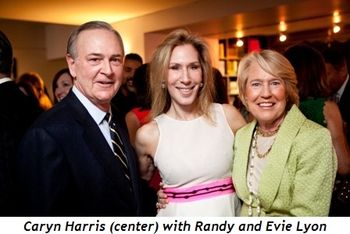 17 - Caryn Harris, Randy and Evie Lyon