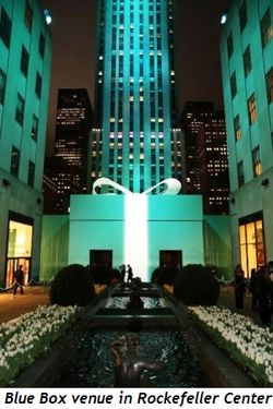 1 - Blue Box venue in Rockefeller Center