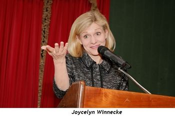 8 - Joycelyn Winnecke