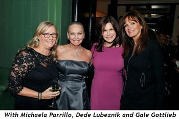 18 - With Michaela Parrillo, Dede Lubeznik and Gale Gottlieb