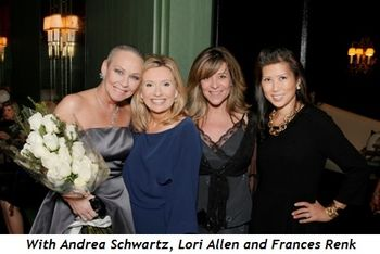 25 - With Andrea Schwartz, Lori Allen and Frances Renk