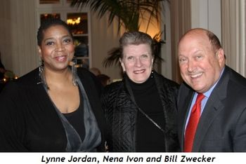 29 - Lynne Jordan, Nena Ivon and Bill Zwecker